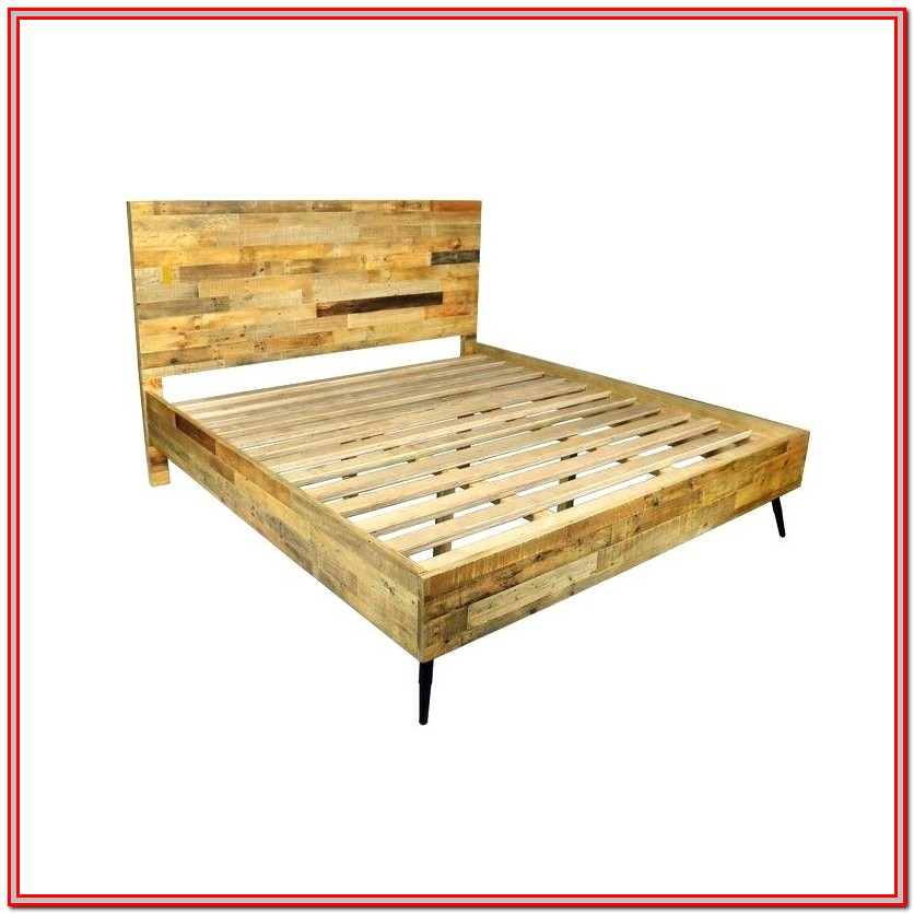 King Size Platform Bed Frame Near Me