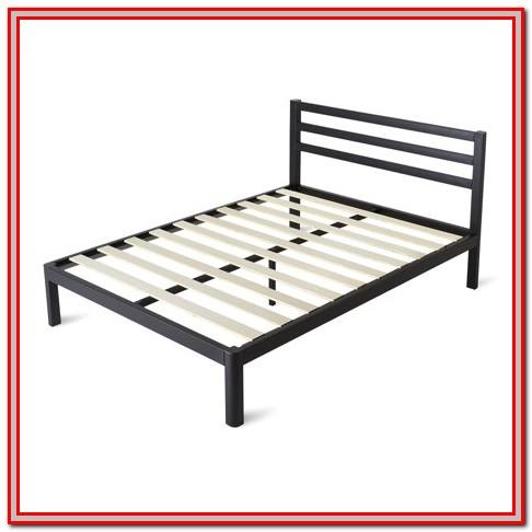King Size Platform Bed Frame Walmart