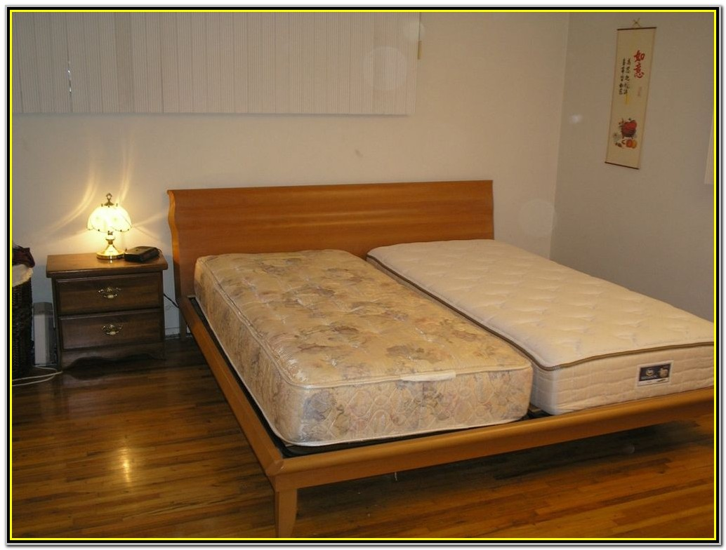 King Size Wood Platform Bed Plans