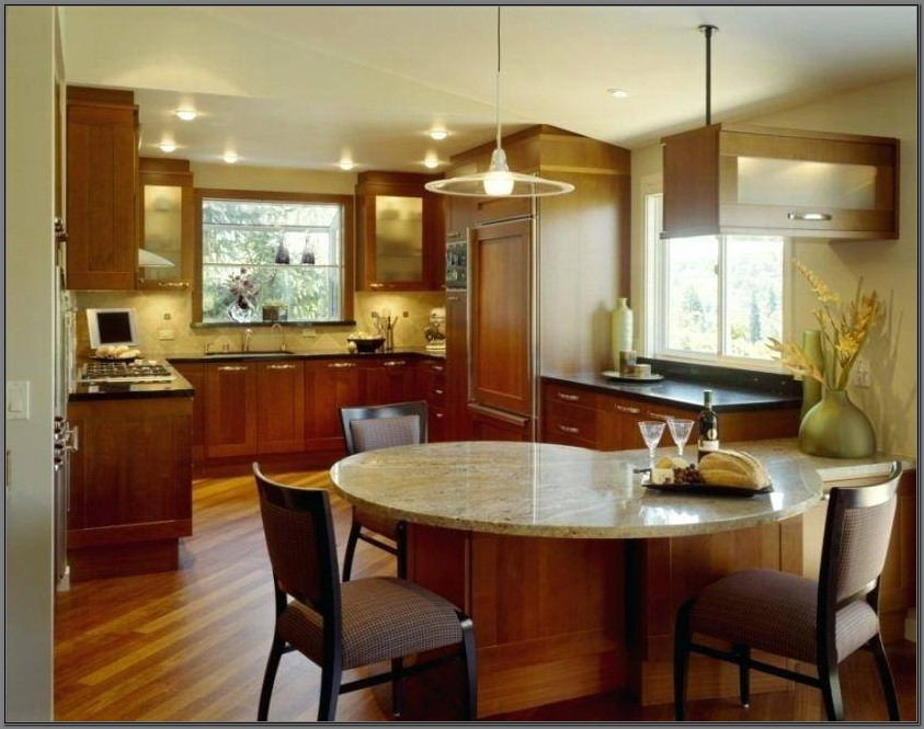 Kitchen Dining Room Combo Design Ideas