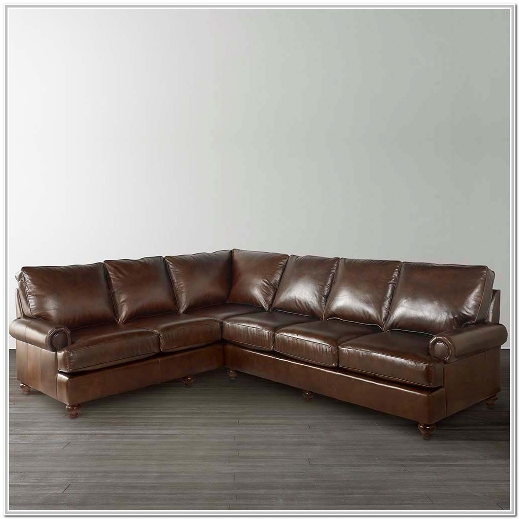 L Shaped Sofa Bed Leather