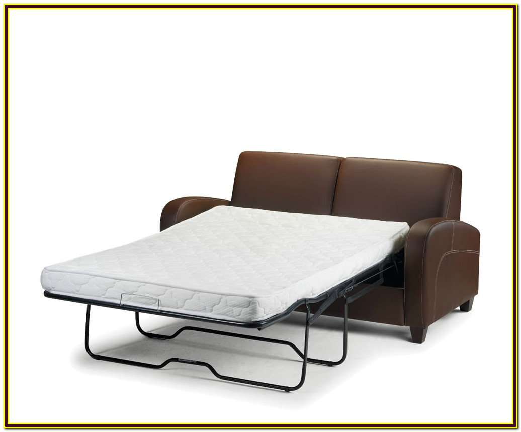 Leather Sectional With Pull Out Bed