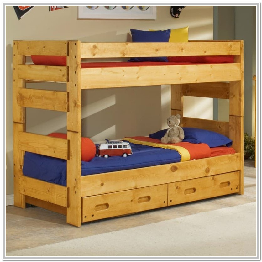 Loft Beds With Mattress Included
