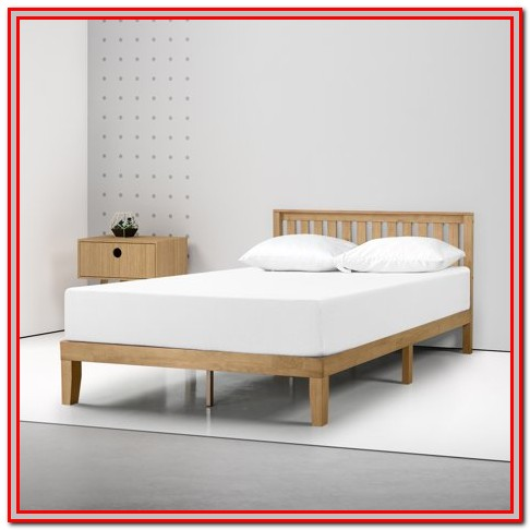 Memory Foam Bed Frame Walmart