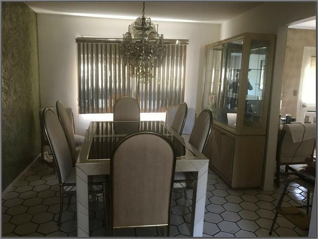 Michael Amini Cortina Dining Room Set
