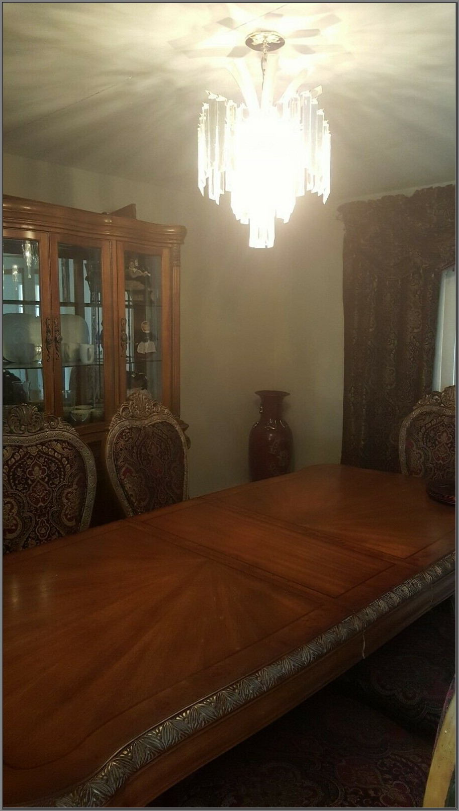 Michael Amini Dining Room Set For Sale