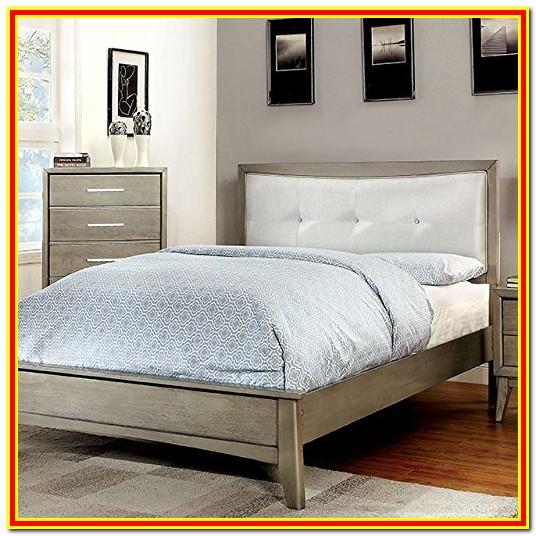 Mid Century Modern Platform Bed California King
