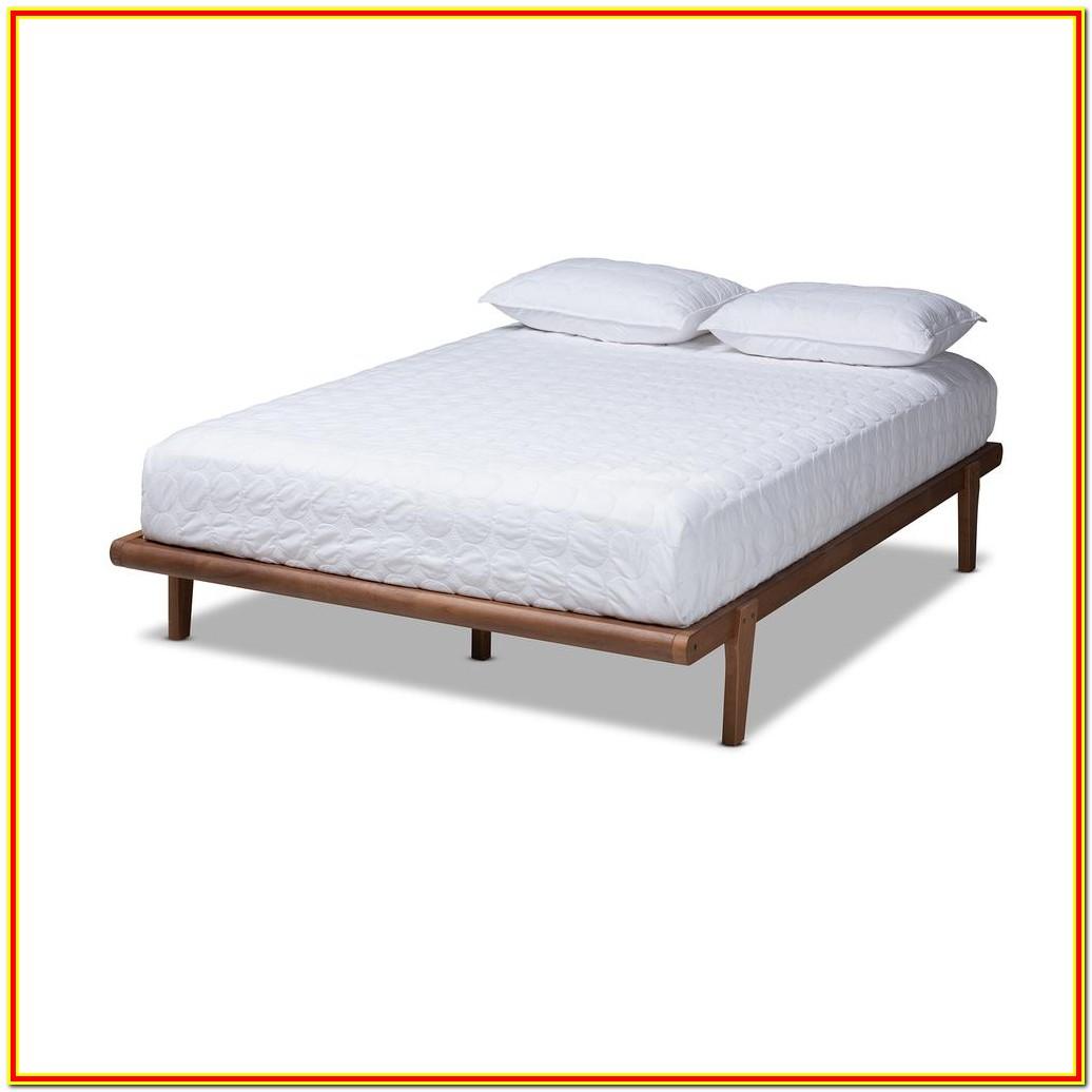 Mid Century Modern Platform Bed Diy