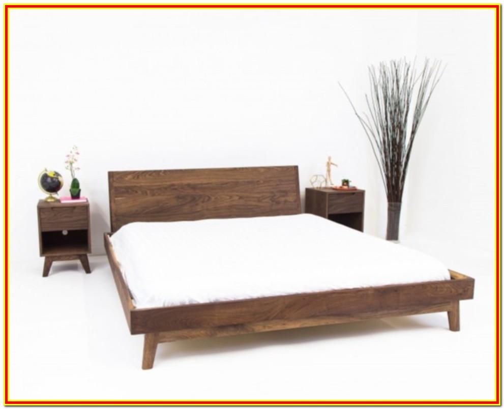 Mid Century Modern Platform Bed Plans