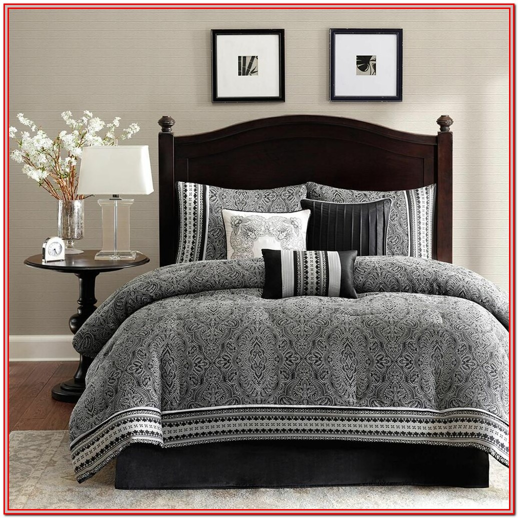 Modern Cal King Bedding Sets