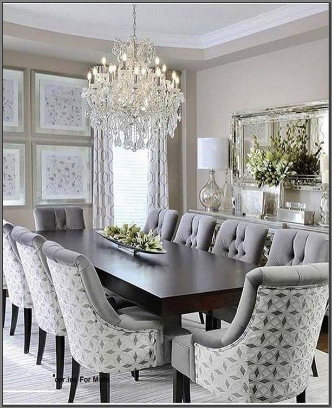 Modern Dining Room Ideas 2019