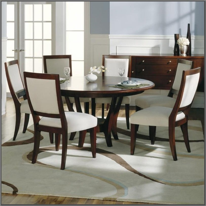 Modern Dining Room Tables Round