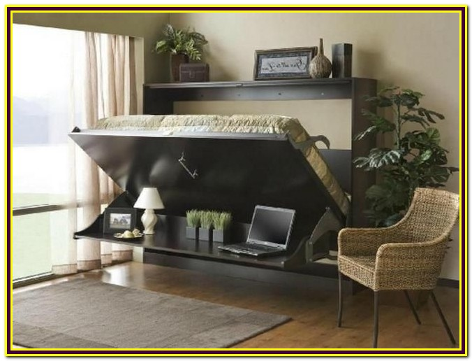 Murphy Bed With Desk Hardware Kit