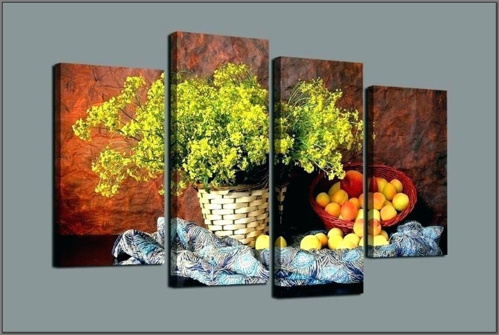 Oil Paintings For Dining Room Walls