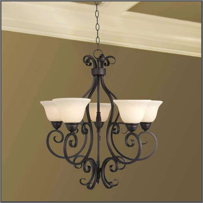 Oil Rubbed Bronze Dining Room Light