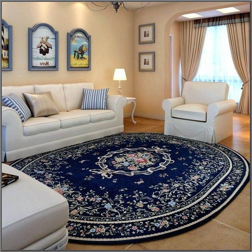 Oval Rugs For Dining Room