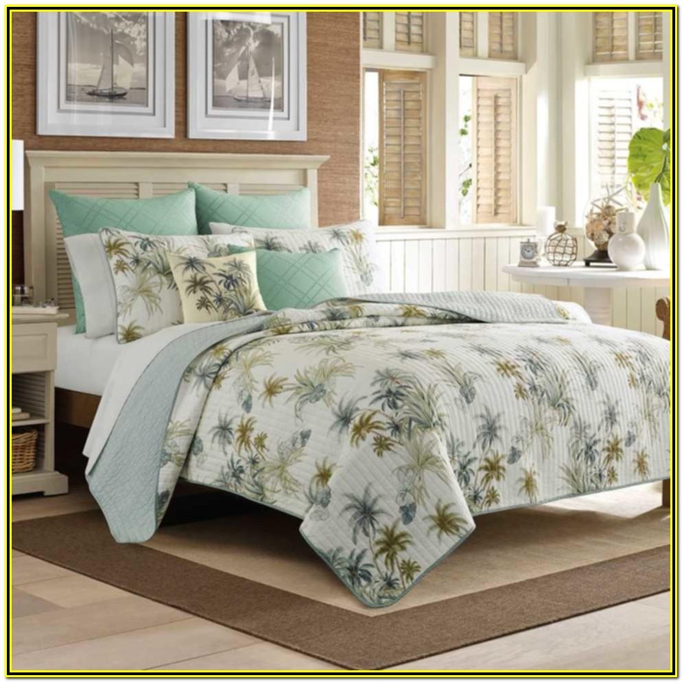 Palm Tree Bedspread Sets