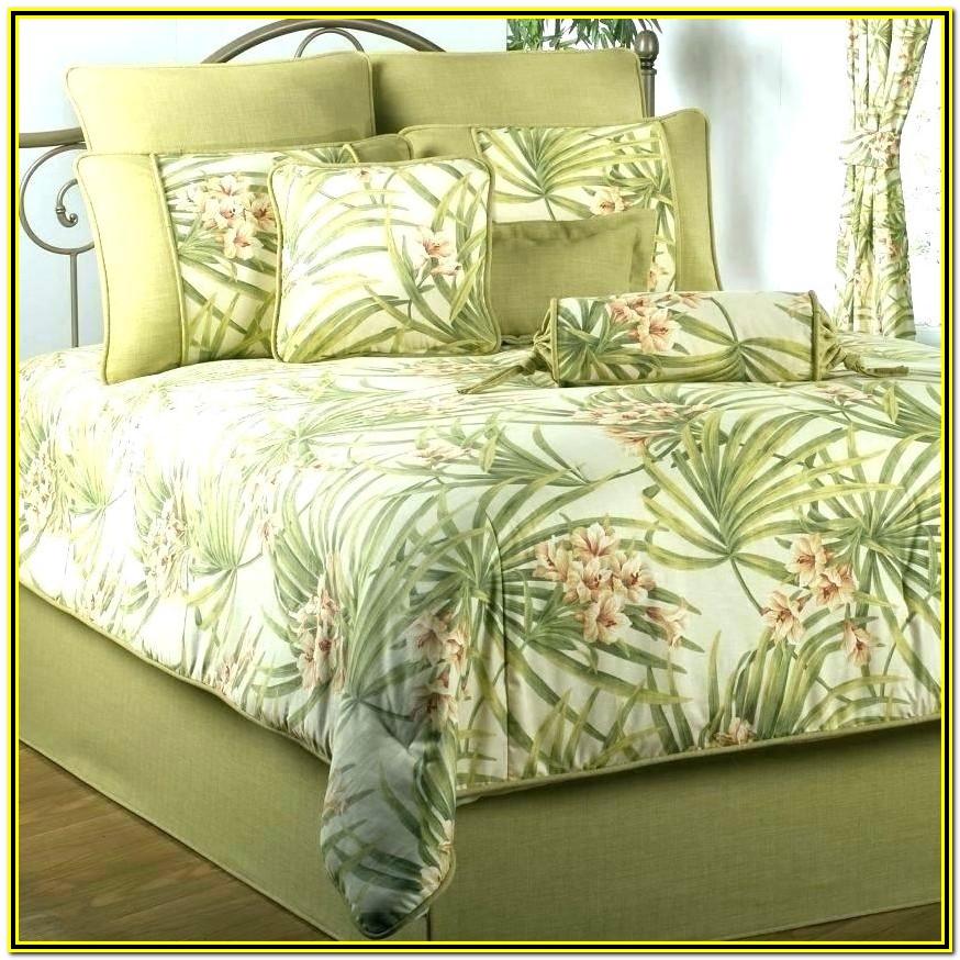 Palm Tree Comforter Sets King
