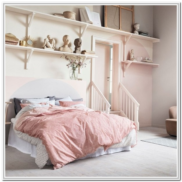 Pink And Gray Bedding Ideas