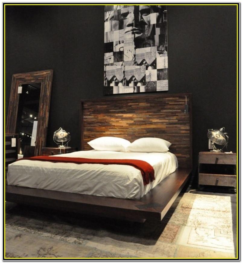 Platform King Size Bedroom Sets