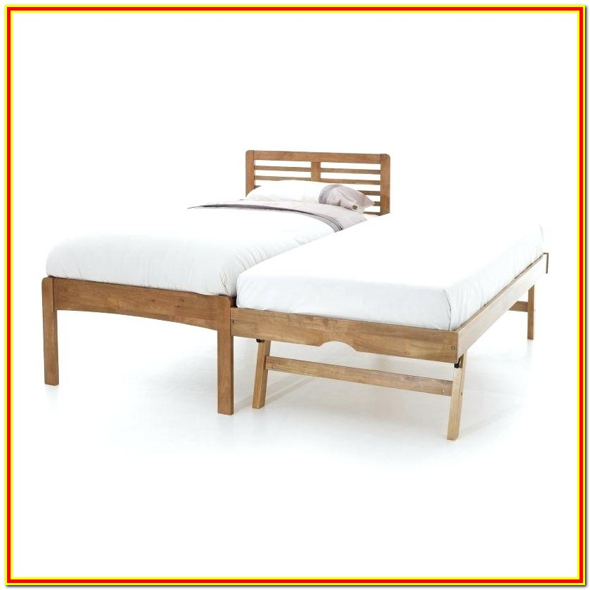 Pop Up Trundle Bed Frame Ikea