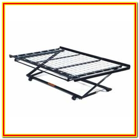 Pop Up Trundle Bed Frames Only
