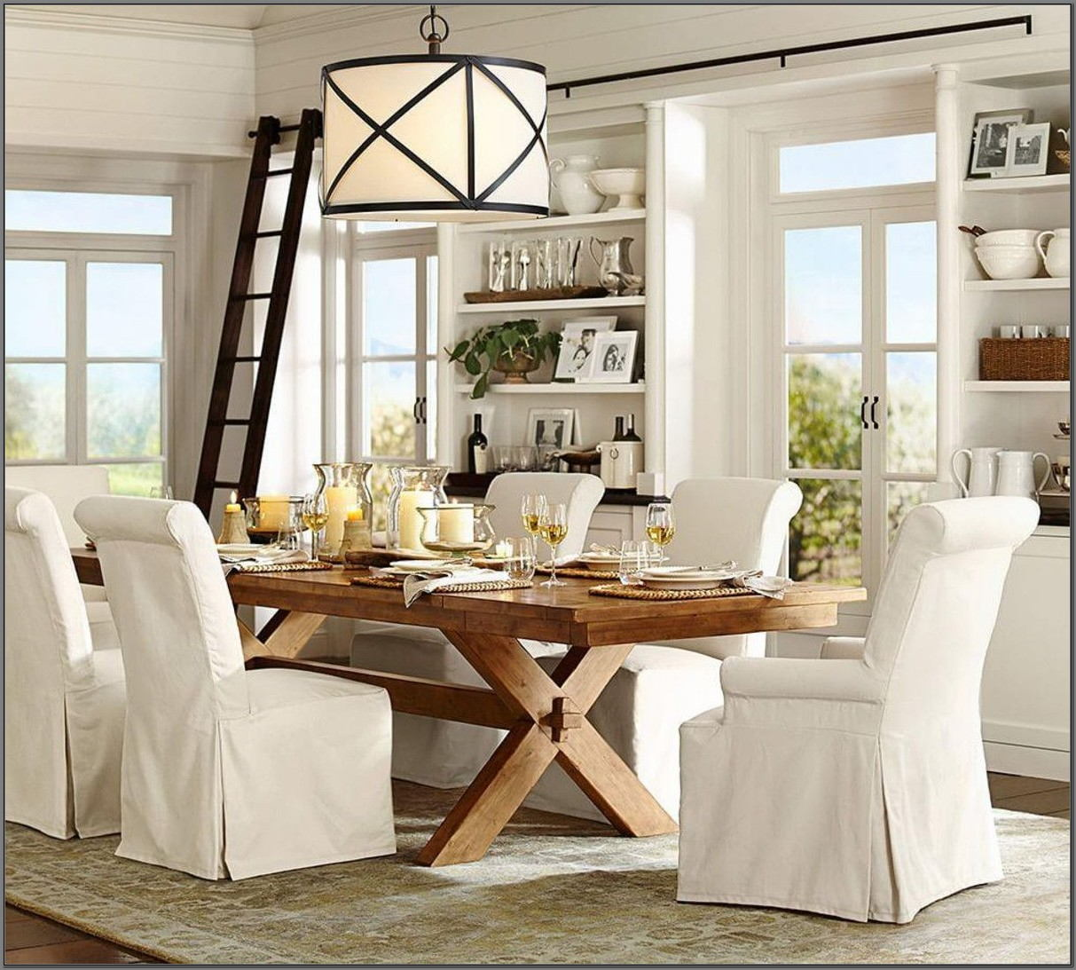 Pottery Barn Dining Room Sets
