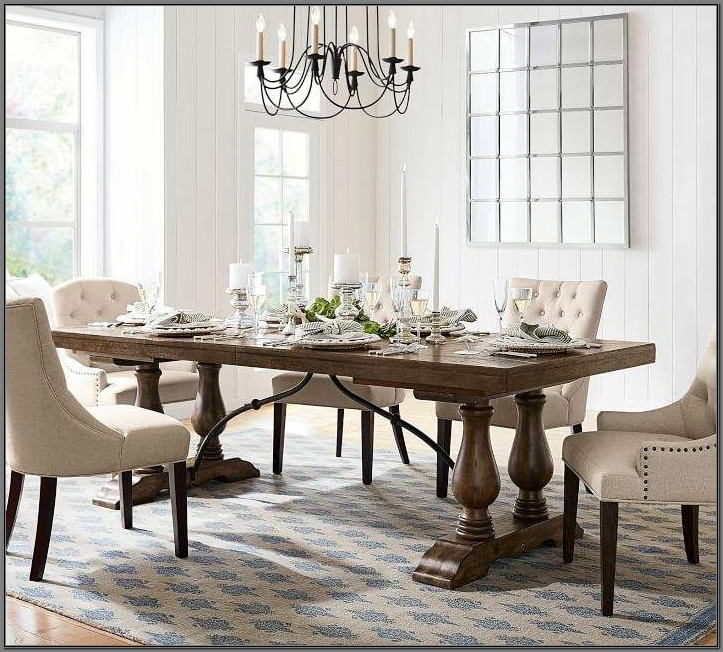 Pottery Barn Furniture Dining Room