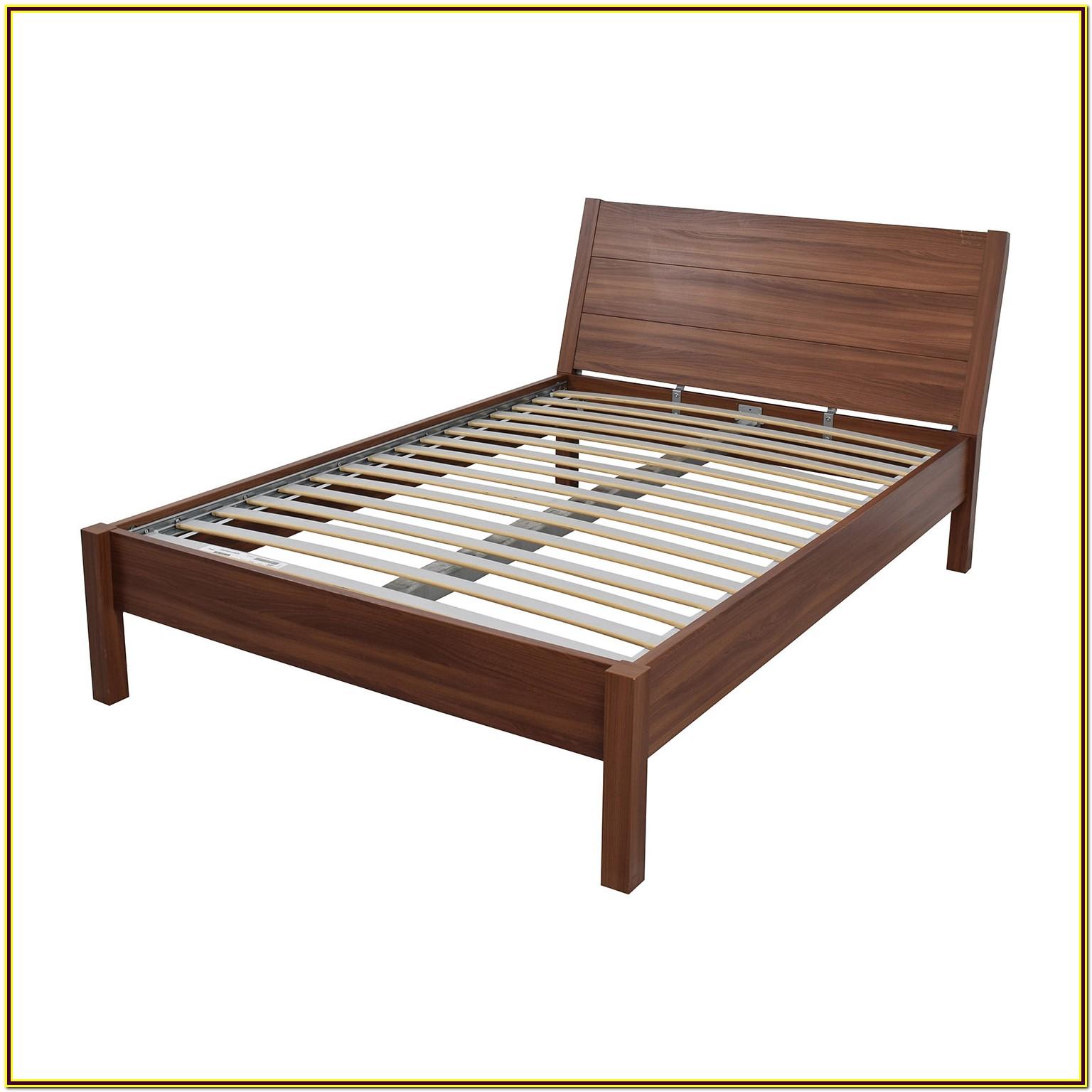 Queen Bed Frame Wood Platform