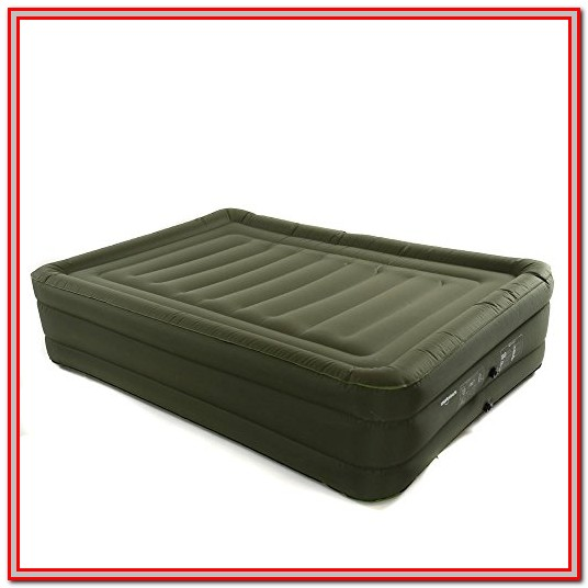 Queen Size Airbed With Frame