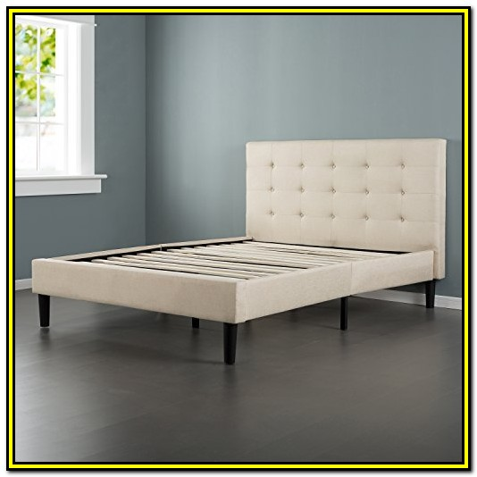 Queen Size Tufted Bed Frame