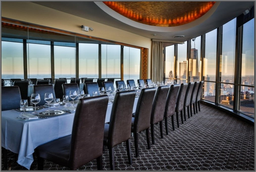 Restaurants With Private Dining Rooms Chicago