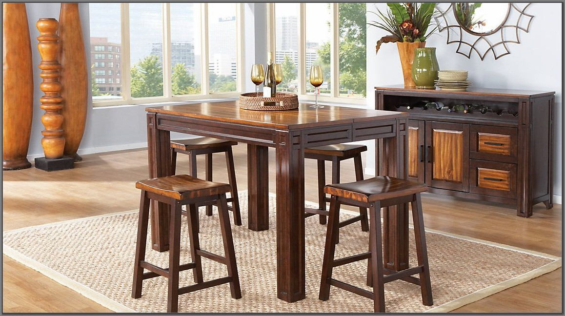 Rooms To Go Counter Height Dining Sets