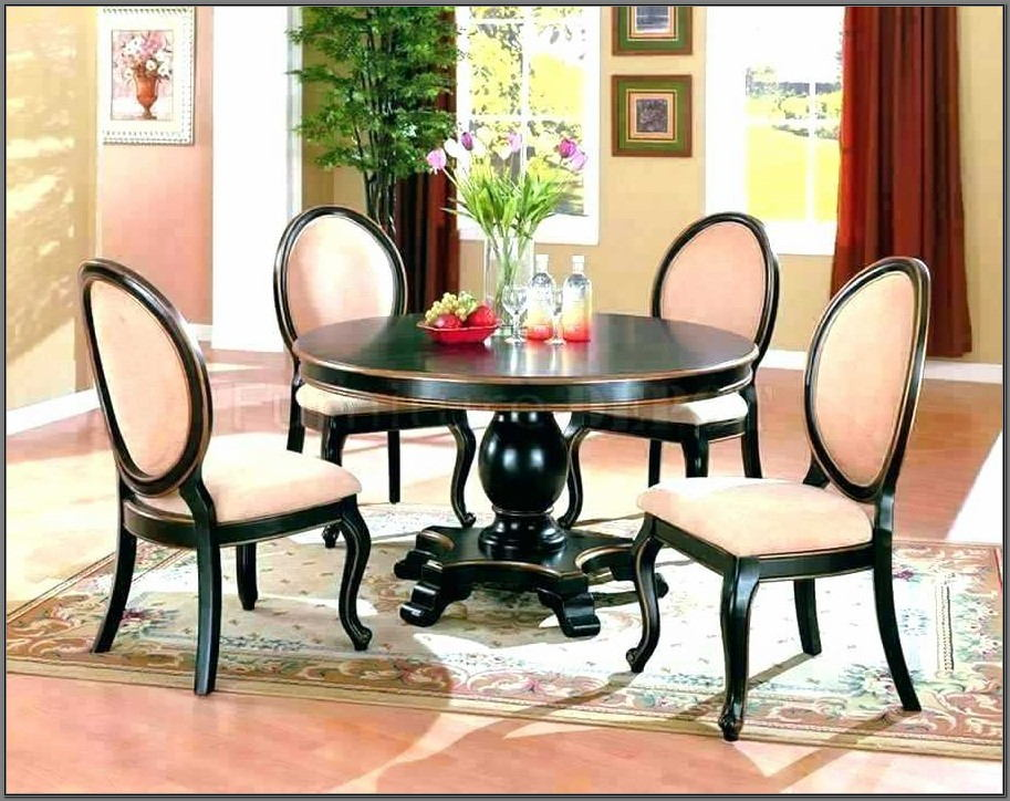 Rooms To Go Round Dining Table