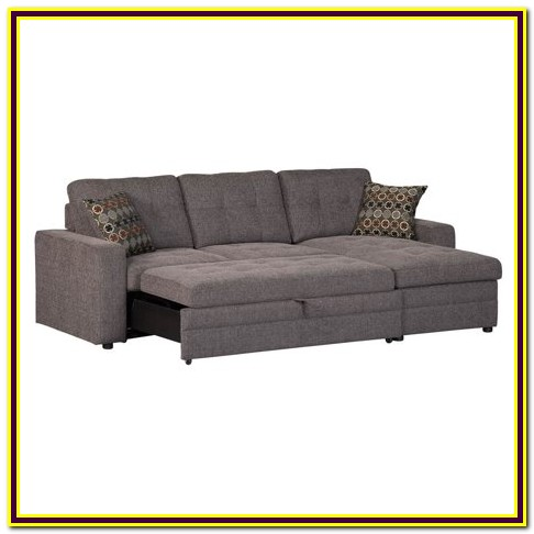 Sectional Couch With Pull Out Bed Canada