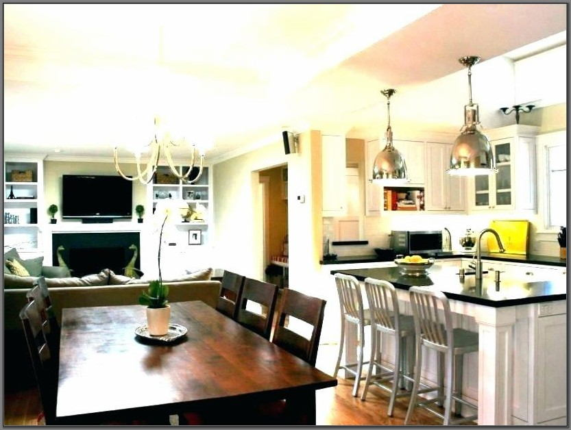Small Kitchen And Dining Room Combo