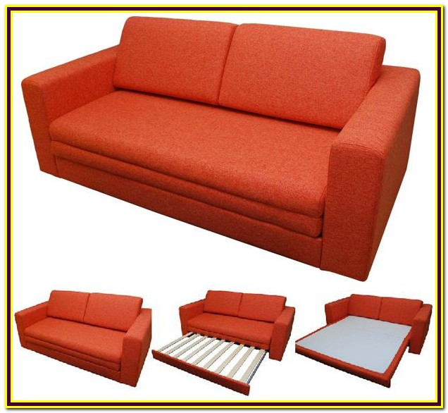 Small Sectional Sofa Pull Out Bed Bedroom Home