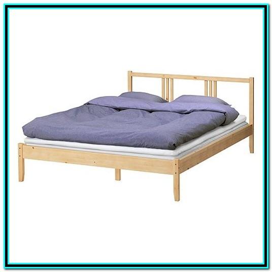 Solid Wood Bed Frame Full