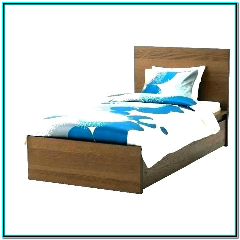 Solid Wood Twin Bed Frame Canada