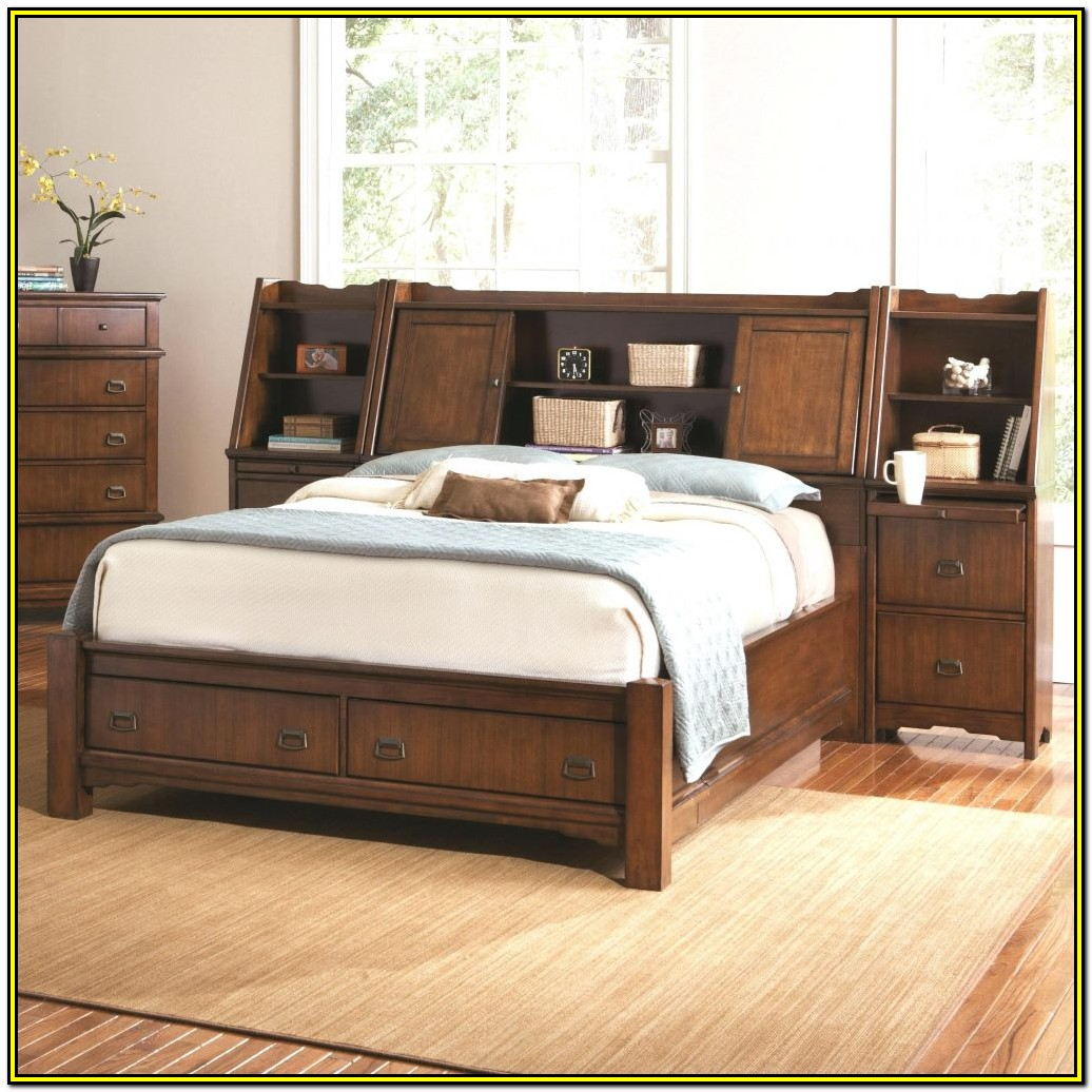 Solid Wood Twin Bedroom Set