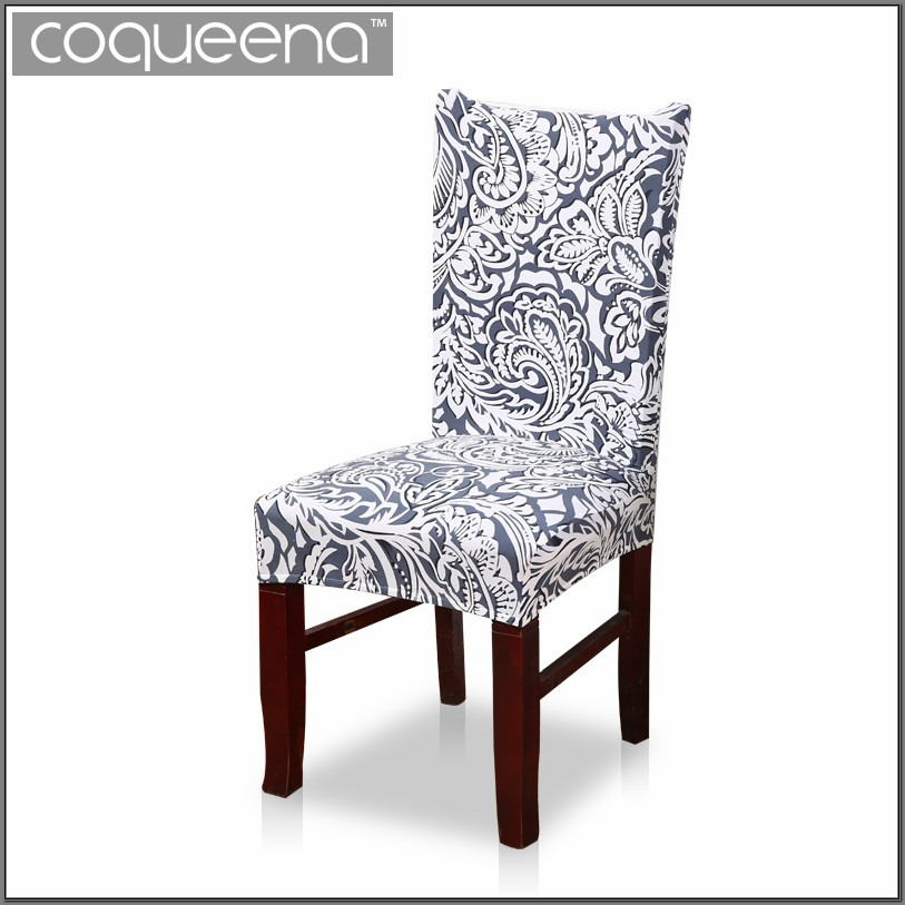 Spandex Dining Room Chair Covers