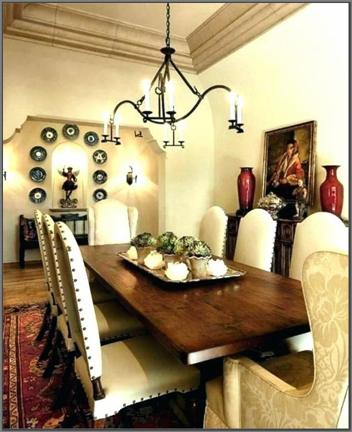 Spanish Style Dining Room Tables