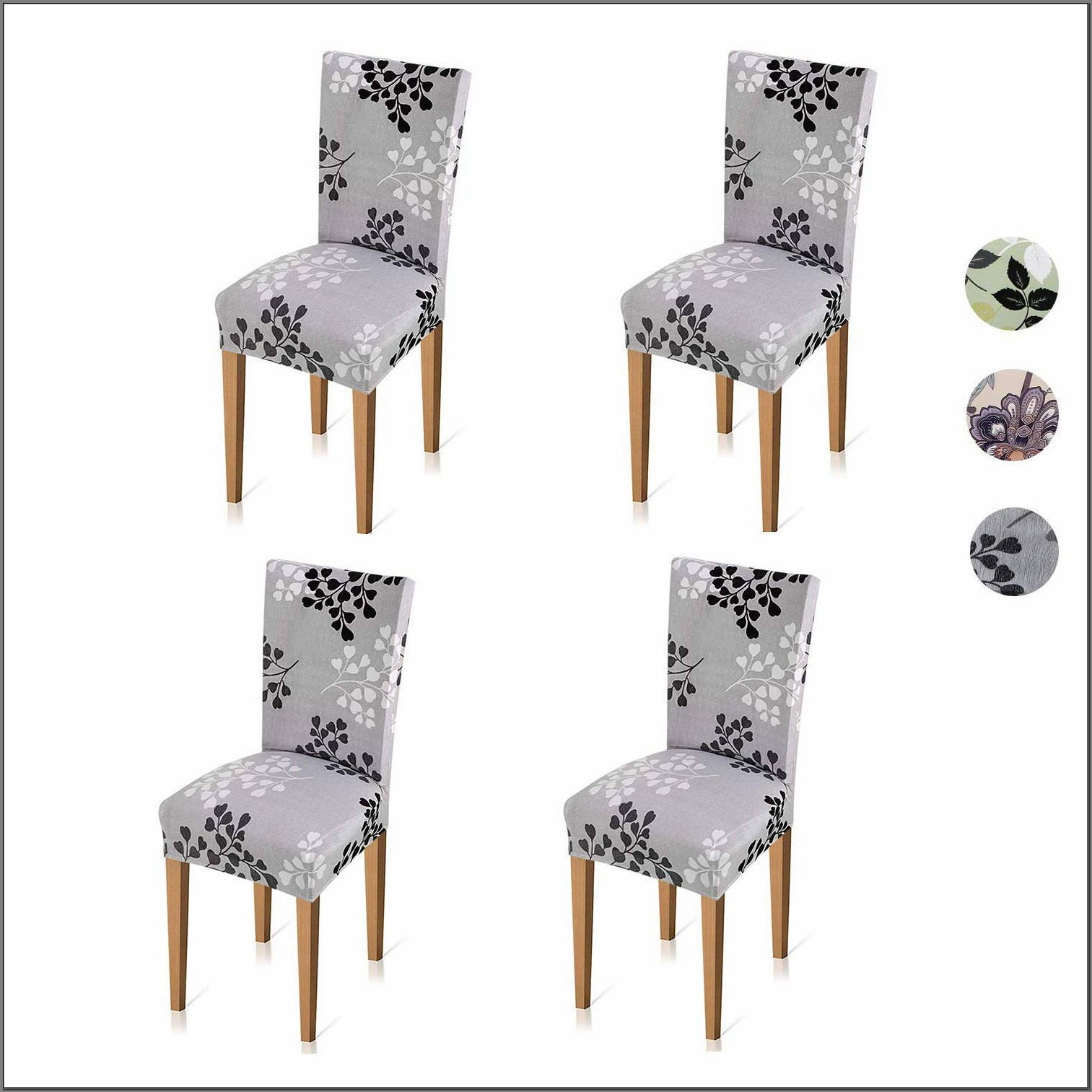 Stretch Dining Room Chair Covers