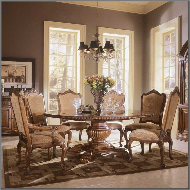 Thomasville Formal Dining Room Sets