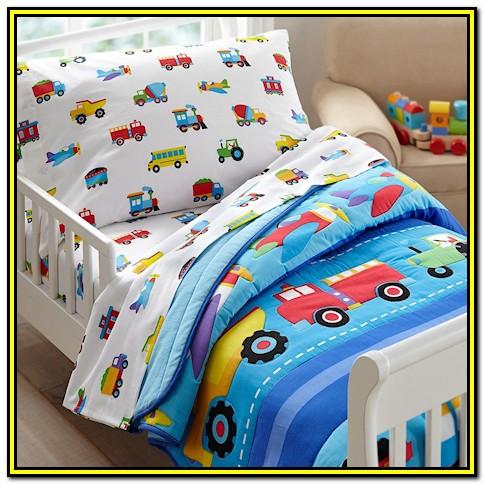Toddler Bed Sheet Sets Boy