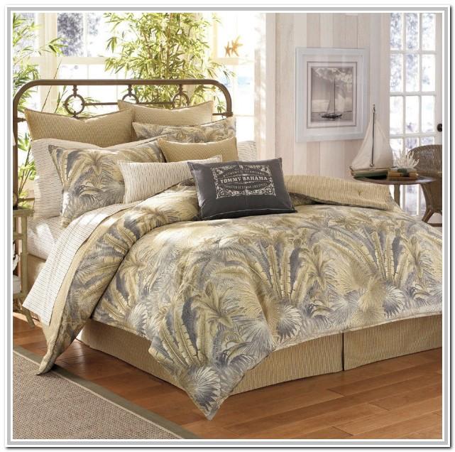 Tommy Bahama Comforter King