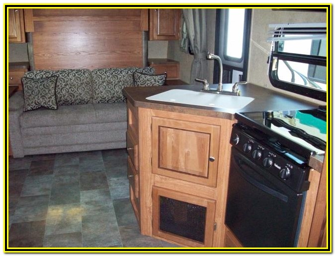 Travel Trailer With Murphy Bed And Bunkhouse
