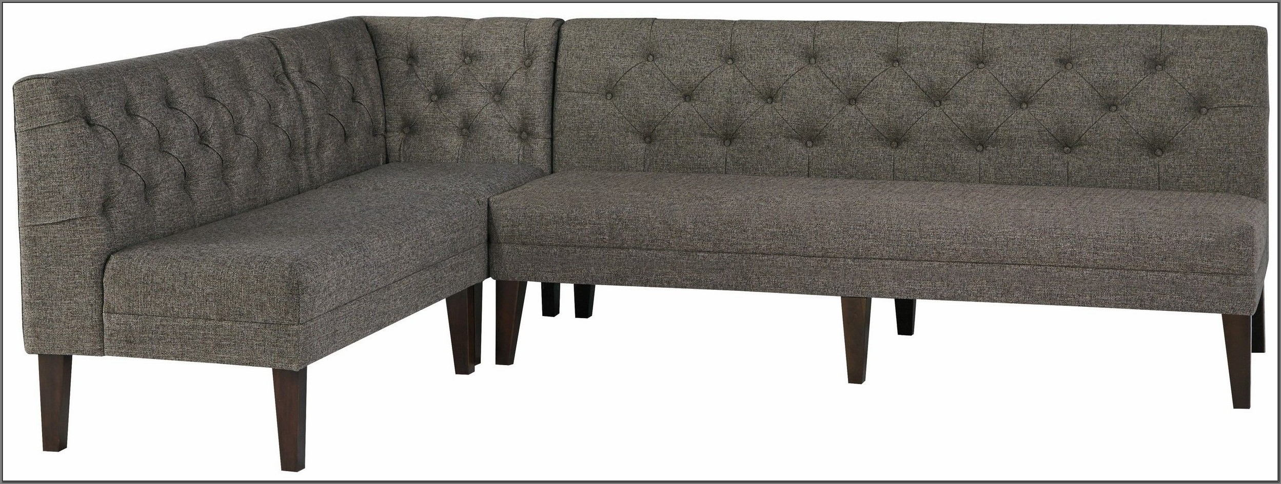 Tripton Dining Room Bench Graphite