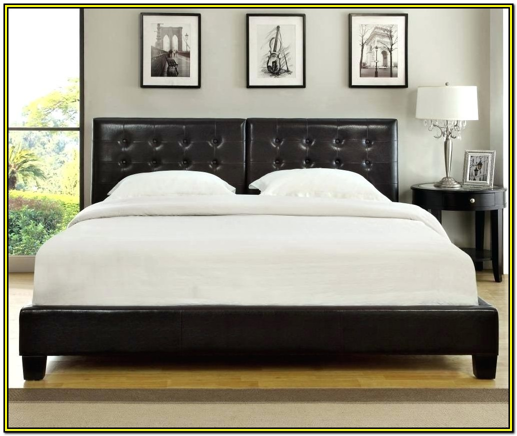 Tufted Queen Bed Frame Canada