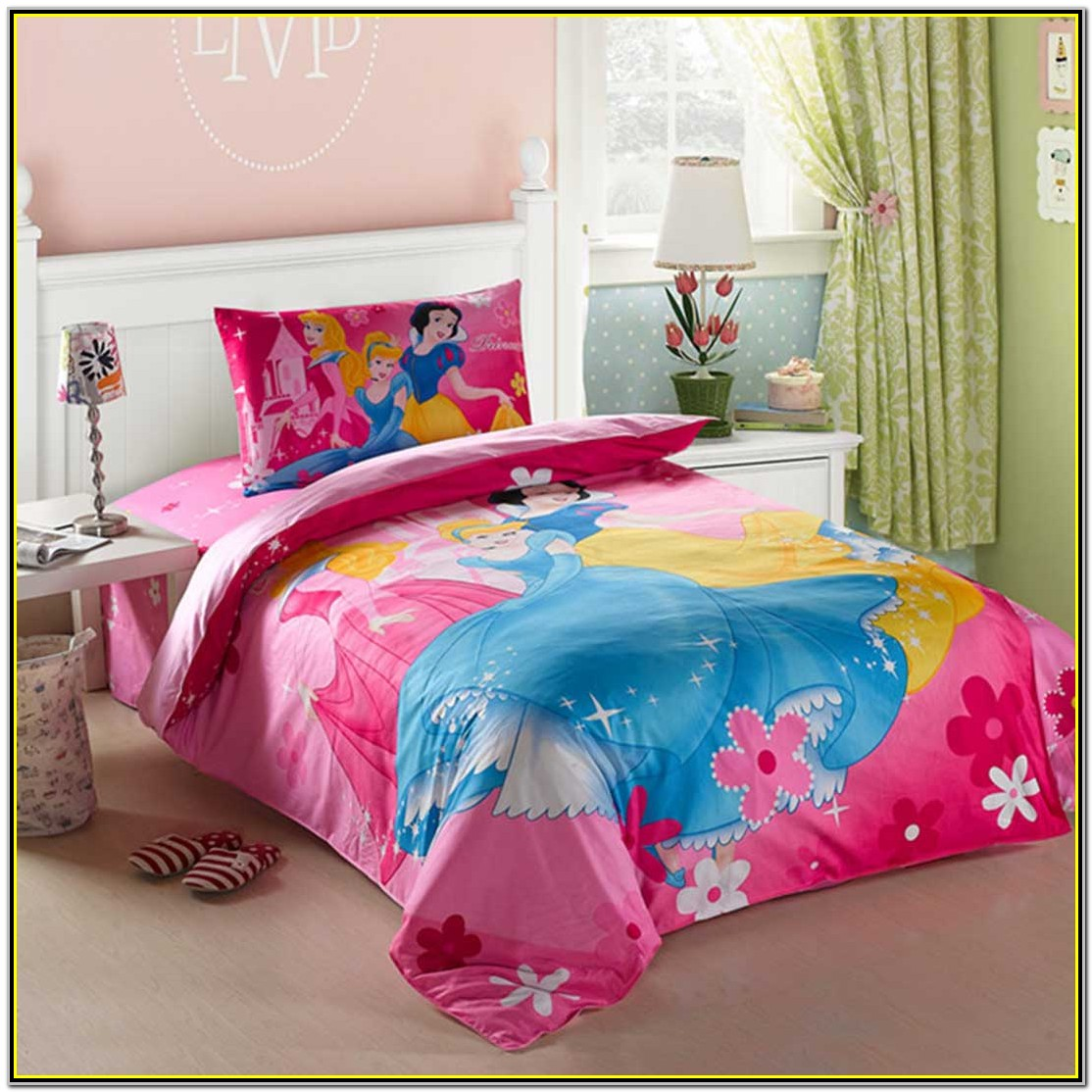 Twin Comforter For Girl